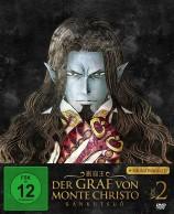 Der Graf von Monte Christo - Gankutsuô - Vol. 2 / Episode 9-16 (DVD)