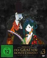 Der Graf von Monte Christo - Gankutsuô - Vol. 3 / Episode 17-24 (DVD)