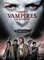 John Carpenter's - Vampires - Los Muertos - Limited Mediabook / Blu-ray + DVD (Blu-ray)