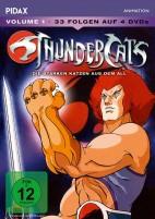 ThunderCats - Die starken Katzen aus dem All - Pidax Animation / Vol. 1 (DVD)