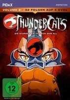 ThunderCats - Die starken Katzen aus dem All - Pidax Animation / Vol. 2 (DVD)
