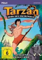 Tarzan - Herr des Dschungels - Pidax Animation (DVD)