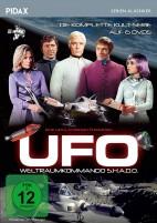 UFO - Weltraumkommando S.H.A.D.O. - Pidax Serien-Klassiker / Die komplette Kultserie (DVD)