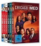 Chicago Med - Die komplette Staffel 1+2+3+4+5+6 im Set (DVD)