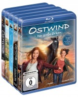 Ostwind 1-5 im Set (Blu-ray)