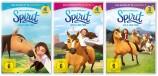 Spirit - Wild und Frei - Die komplette Staffel 1+2+3 im Set (DVD)