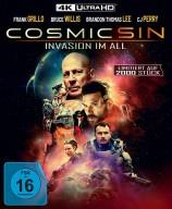 Cosmic Sin - Invasion im All - 4K Ultra HD Blu-ray / Limited Edition (4K Ultra HD)
