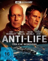 Anti-Life - Tödliche Bedrohung - 4K Ultra HD Blu-ray (4K Ultra HD)