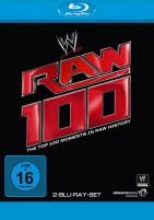 Top 100 Raw Moments (Blu-ray)