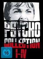 Psycho Collection I-IV - 2. Auflage (DVD)