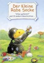 Der kleine Rabe Socke - Alles gefärbt! (DVD)