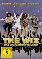 The Wiz - Das zauberhafte Land (DVD)