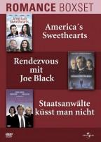America's Sweethearts + Rendezvous mit Joe Black + Staatsanwälte küsst man nicht