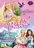 Barbie als Rapunzel & Die Prinzessin und das Dorfmädchen - Box-Set (DVD)