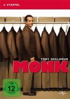 Monk - Season 4 (DVD)