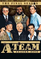A-Team - Season 5 (DVD)