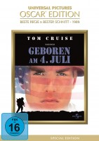 Geboren am 4. Juli - Special Oscar-Edition (DVD)