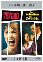 Psycho / Im Schatten des Zweifels - Hitchcock Collection (DVD)