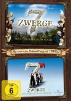 7 Zwerge - Männer allein im Wald & 7 Zwerge - Der Wald ist nicht genug (DVD)