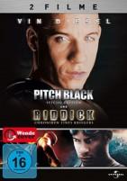 Pitch Black - Planet der Finsternis (Special Edition) / Riddick - Chroniken eines Kriegers (DVD)