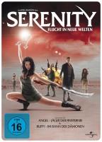 Serenity - Flucht in neue Welten - Steelbook (DVD)