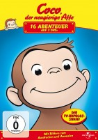 Coco, der neugierige Affe - Vol. 01 & 02 (DVD)