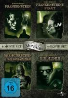 Monsters - 4-Movie-Set (DVD)