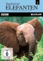 Tagebuch der Elefanten Teil 2 - BBC Wildlife (DVD)