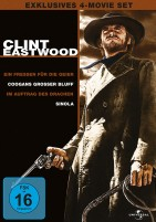Clint Eastwood Collection - Exklusives 4-Movie Set (DVD)