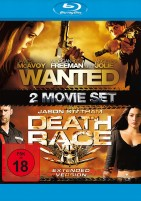 Wanted & Death Race - 2 Movie Set (Blu-ray)