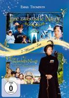 Eine zauberhafte Nanny & Eine zauberhafte Nanny - Knall auf Fall in ein neues Abenteuer - 2 Movie Set (DVD)