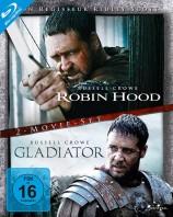 Gladiator & Robin Hood (Blu-ray)