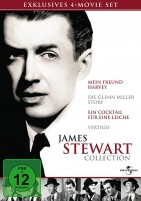 James Stewart Collection - 4 Movie Set (DVD)