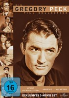 Gregory Peck - Film Collection (DVD)