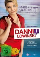 Danni Lowinski - Staffel 01 (DVD)