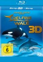 IMAX - Delfine und Wale 3D - Blu-ray 3D (Blu-ray)