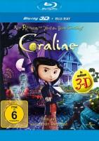 Coraline 3D - Blu-ray 3D + 2D (Blu-ray)