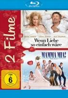 Mamma Mia! & Wenn Liebe so einfach wäre (Blu-ray)