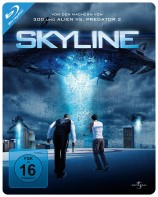 Skyline - Steelbook (Blu-ray)
