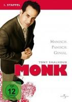 Monk - Season 1 / Neuauflage (DVD)