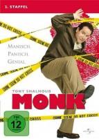 Monk - Season 2 / Neuauflage (DVD)