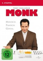 Monk - Season 5 / Neuauflage (DVD)