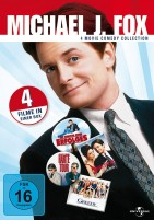Michael J. Fox - 4 Movie Comedy Collection (DVD)