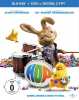 Hop - Blu-ray + DVD + Digital Copy (Blu-ray)