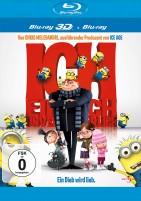 ICH - einfach unverbesserlich - Blu-ray 3D + 2D (Blu-ray)