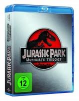 Jurassic Park - Ultimate Trilogy (Blu-ray)