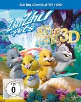 Auf der Suche nach Zhu 3D - Blu-ray + DVD / Blu-ray 3D (Blu-ray)