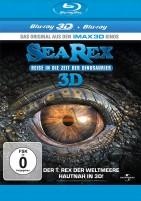 IMAX - Sea Rex - Reise in die Zeit der Dinosaurier 3D - Blu-ray 3D + 2D (Blu-ray)