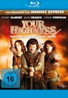 Your Highness - Schwerter, Joints und scharfe Bräute (Blu-ray)