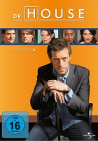 Dr. House - Season 2 / 2. Auflage (DVD)